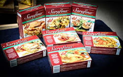 Sarafina's New Gluten-Free Meals Retain the Taste, Flavour and Texture of Authentic Italian Cuisine