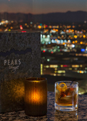 Classic Cocktails at Peaks Lounge