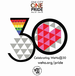 West Hollywood's 2015 One City One Pride Celebrates 30 Years of Cityhood