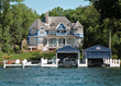 Timeless Lake Geneva Waterfront Home to be Sold at Absolute Auction on May 19th by Grand Estates Auction Company