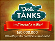 The Award Winning Doodle Series  Goes to War with Doodle Tanks!