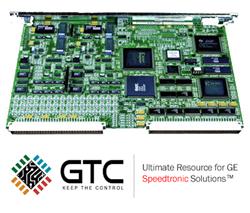 Gas Turbine Controls (GTC) Speedtronic Circuit Board
