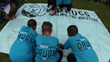 More than 2,000 young people signed the Drug-Free World Pledge commitment to live drug-free lives at the launch of the province-wide Truth About Drugs initiative on March 31.