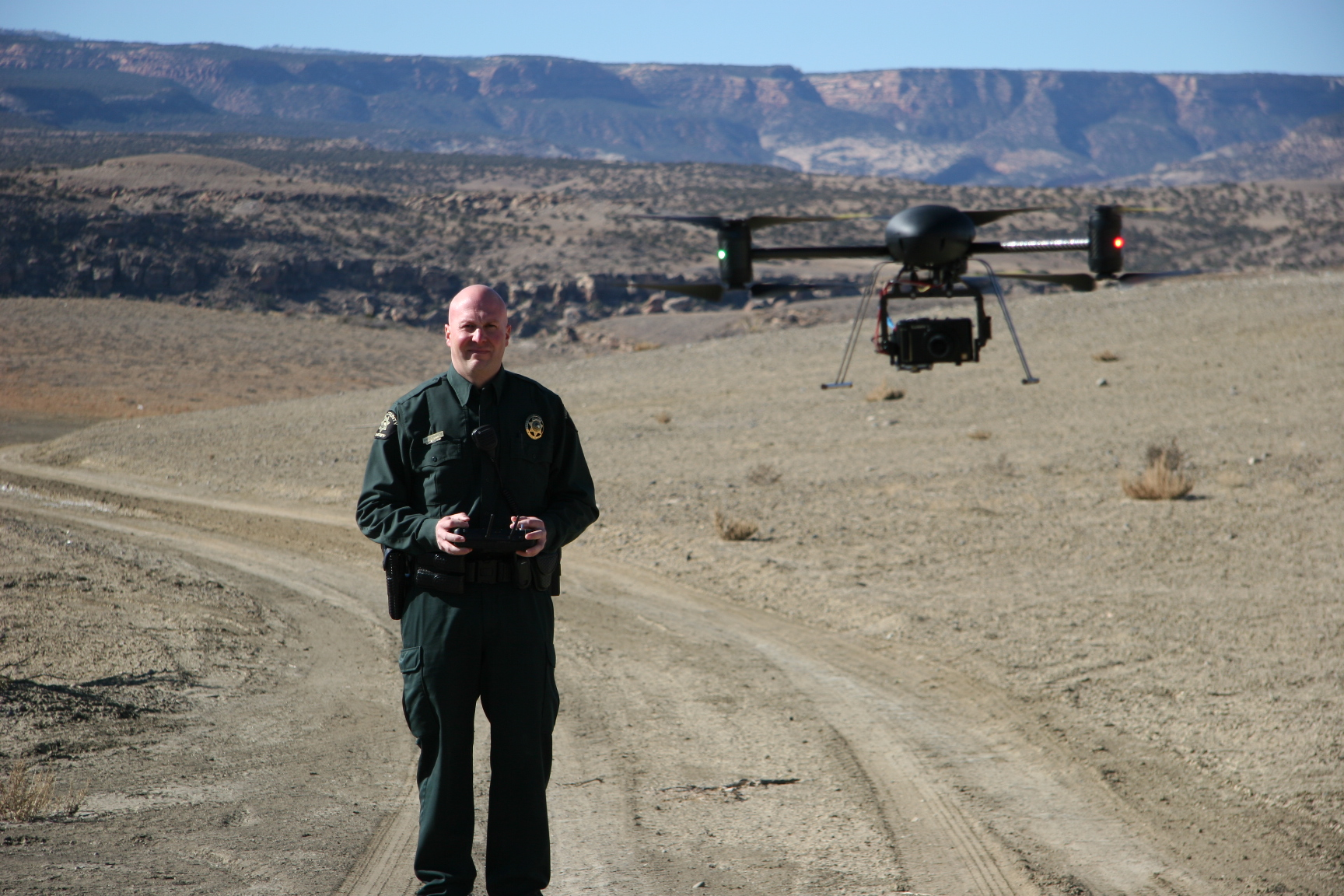 Mesa County Colorado Sheriff's Office Unmanned Helicopter ...