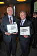 John Sloan (Left) and Brent Earles were both finalists in the Dallas ACG M&A Awards. Earles was a finalist in the Deal Maker of the Year competition.