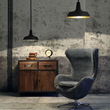 Winchester Armchair in Blue Denim 98216 from Zuo Modern