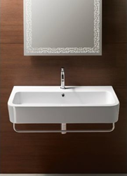 HomeThangs.com Has Introduced A Guide To Decorative Wall Mounted Bathroom Sinks