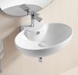 Ceramica II Bathroom Sink Caracalla CA4105