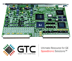 Gas Turbine Controls (GTC) Speedtronic Circuit Board