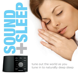 Sound+Sleep Therapy Systems Product Front Box Pic