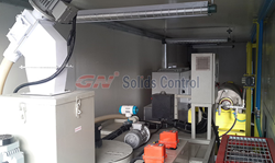 GN New Product: Drilling Mud De-watering Unit