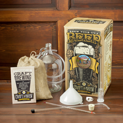 Gluten Free Beer Brewing Kit