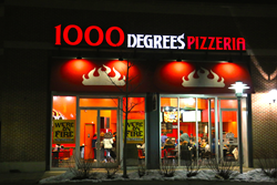 brick oven pizza franchise