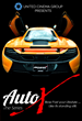 Auto X the series poster