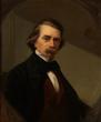 John Mix Stanley self portrait