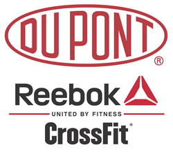 DuPont-Reebok-Cross Fit-Logos
