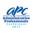 Administrative Professionals Conference Unveils 2015 Conference Program