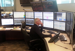 Matrox Extio KVM extenders help power system operators monitor the National Power Grid