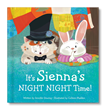 "In ISeeMe.com's ""It's My Night Night Time!"" a cast of silly and sweet little characters come together to make your child's nightly bedtime routine more fun."