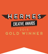 Capital Resorts Group Honored by Hermes Creative Awards