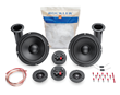 "The 6-1⁄2"" kit also includes an air tube for each speaker."