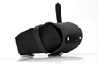 Rapide Saddlebag—in black leather