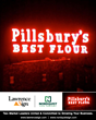 Lawrence Sign Completes Rehab of Iconic Pillsbury's Best Flour Sign