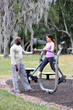 Marion County Wellness Team Receives National Recognition for their Outdoor Fitness Park Design!