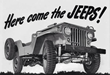 4WD Willys Jeep Reunion Mickey Thompson MTZ Pro Comp suspension
