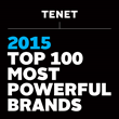Tenet Partners Releases 2015 Top 100 Most Powerful Brands Report