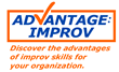 Advantage Improv logo
