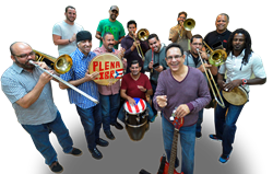 Celebrate Puerto with music, food & fun at the Osher Marin JCC on 8/8/15