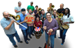 The 23rd Annual Summer Nights Outdoor Music Festival celebrates Puerto Rico with the sounds of merengue, cumbia & salsa from PLENA LIBRE, Sat Aug 8 at the Osher Marin JCC