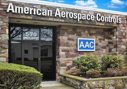 American Aerospace Controls Main Entrance