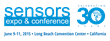 Sensors Expo & Conference - June 9-11, 2015 - Long Beach, California