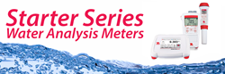 Starter Series - Water Analysis Meters
