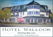 Hotel Walloon Opens May 18, 2015