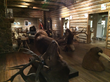 Boone and Crockett Club Wyoming cabin display