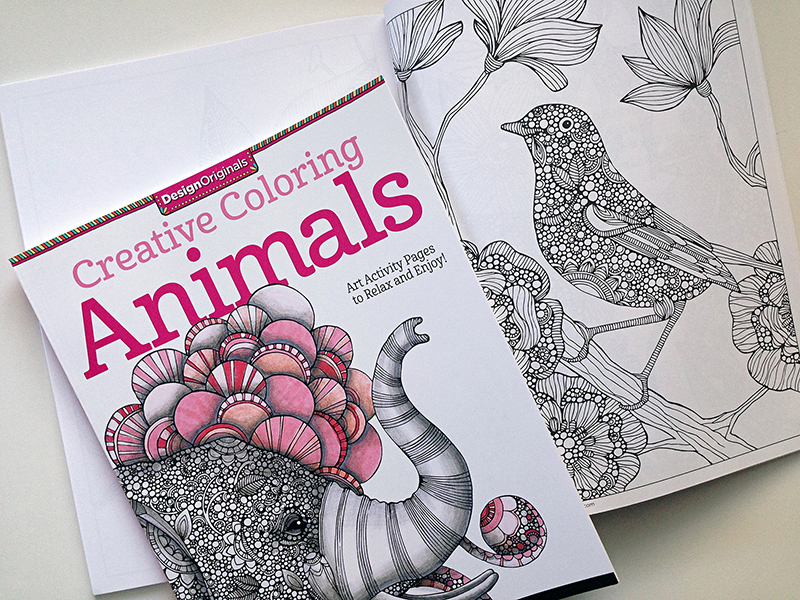 Artist Valentina Harpers Popular Coloring Book Series Now