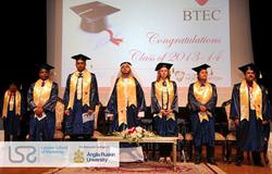 Graduates of BTEC