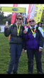 Autonet's Compliance Director battles the elements for Cancer Research UK
