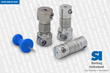 Miniature Fairloc® Bellows Couplings for Medical Applications