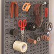 Akro-Mils Louvered Panel Hooks