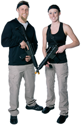 iCOMBAT Laser Tag Offers Full Range of Products And Software For Any Type of Business or Budget