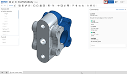 Cloud-based Integration with Virtual Design Tool Onshape Gives Users Instant Access to Millions of 3D CAD Models.
