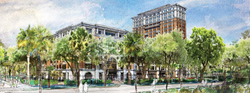 Proposed plan for The Jasper, Charleston, SC