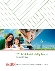 CalSTRS Sustainability Report