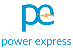 Power Express official logo