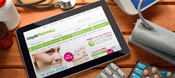 Click's in the running for a Drum Search Awards for its work with LloydsPharmacy Online Doctor