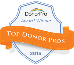 DonorPro Honors Nonprofit Clients